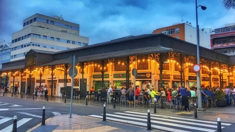 Mercados De Las Palmas De Gran Canaria Placeres Gastronómicos Entre La Historia Y La Sabiduría Popular