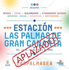 Estación LPA - Julio 2021