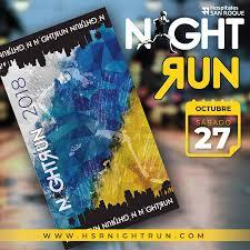 HSR NIGHT RUN 2018
