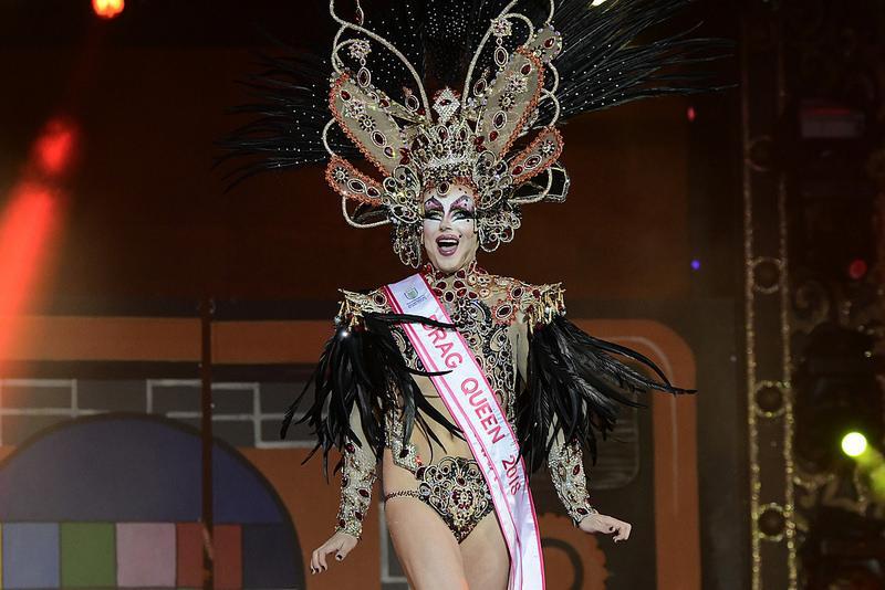 drag queen 2018