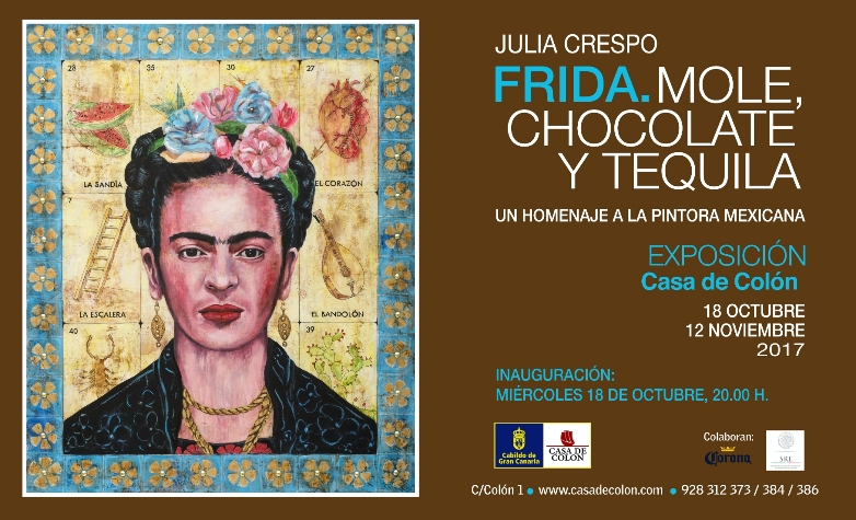 Expo Frida Julia Crespo slider