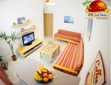 Albergue little surf