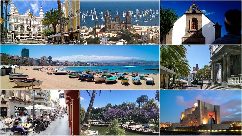 Las palmas de gran canaria entre las mejores ciudades for Ciudades mas turisticas de espana