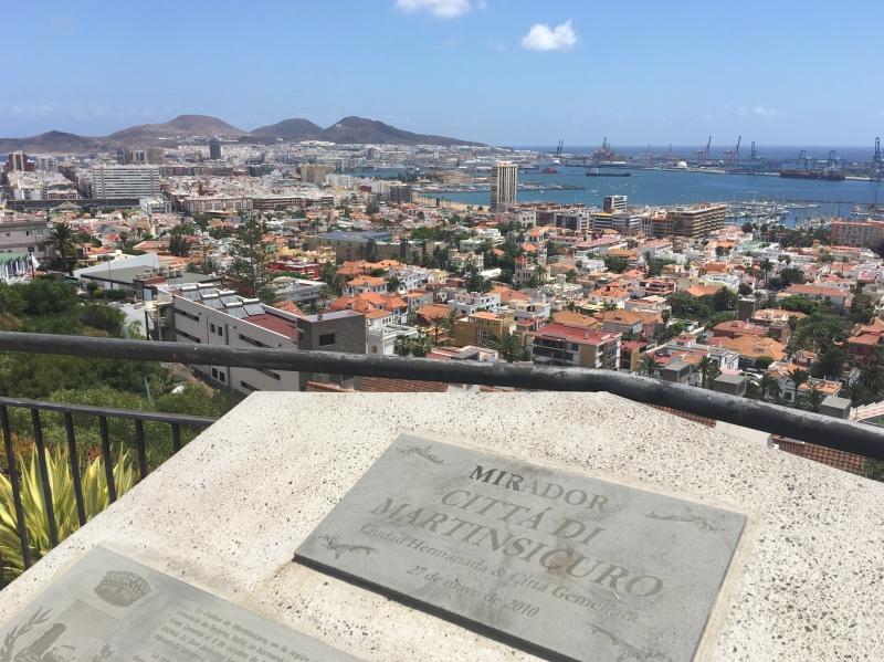 El Mirador Cittá Di Martinsicuro Y Los Lazos Con Italia De Las Palmas De Gran Canaria